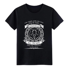 wolf of odin ne ver perform in the circus t shirt Designing Short Sleeve O-Neck Family Loose Breathable summer Natural