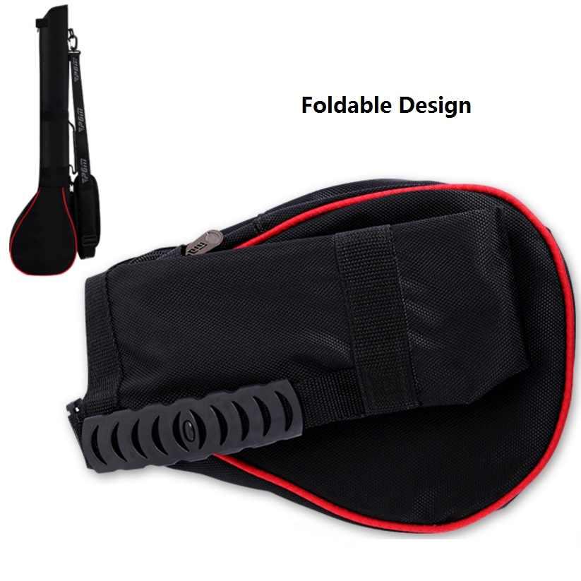 الرجال امرأة حقائب جولف جولف بندقية حقيبة حزمة PGM لينة طوي 3 نوادي حقيبة قدرة المدمجة الكتف نادي أكياس