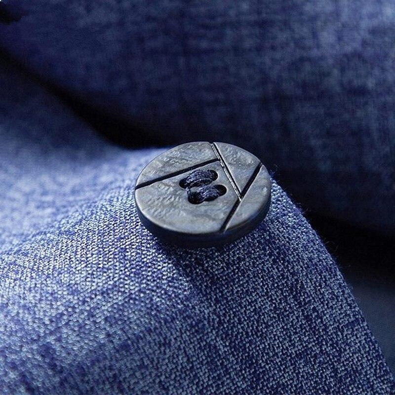 PViviYong бренд 2019, высокое качество, мужской костюм топ, пиджак, мужской деловой модный Блейзер, мужской S 5XL, большие размеры, XZ6724 - 4