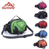 6 colors Outdoor Sports Running Waist Shoulder Bag Sports Running Cycling Waterproof Belt Bum Waist Pouch Shoulder Belt Bag
