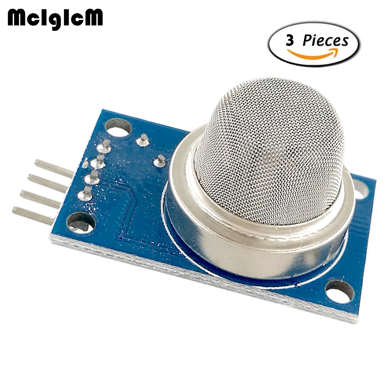 MCIGICM MQ-5 LPG gas detection module Gas City gas smoke sensor module ...