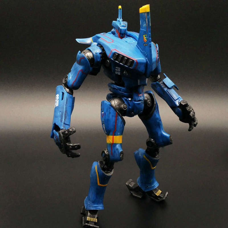 23cm Pacific Rim Blue Romeo Variant Action Figure Variable Romeo Blue Vinyl PVC figure Toy Brinquedos montcarotte blue kids brush цвет blue variant hex name 059dd9