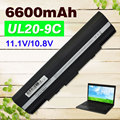 Laptop Battery for Asus A32-UL20 EEE PC 1201HA 1201K 1201N 1201T 1201X 1201 1201H UL20 UL20A UL20F UL20FT UL20G UL20GU UL20VT