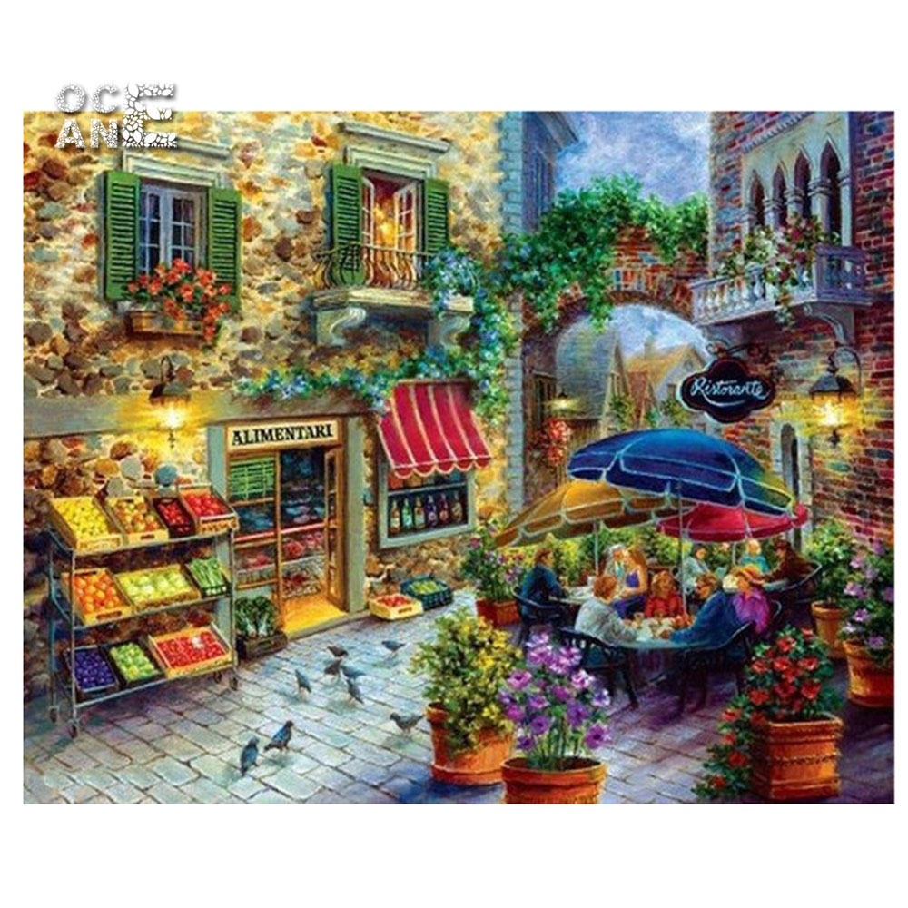 Online buy wholesale garden mosaic art from china garden for Best brand of paint for kitchen cabinets with cross stitch wall art