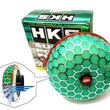 3''High HKS супер мощность воздушный фильтр потока 80 мм Впускной перегруженный очиститель универсальный