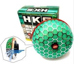 Image 1 - 3High HKS סופר כוח אוויר מסנן זרימת 80mm צריכת Reloaded מנקה אוניברסלי