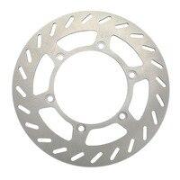 Motorcycle Front Brake Disc Rotor Fit For Yamaha DT200 WR200 R DT230 TT250 R TTR 250