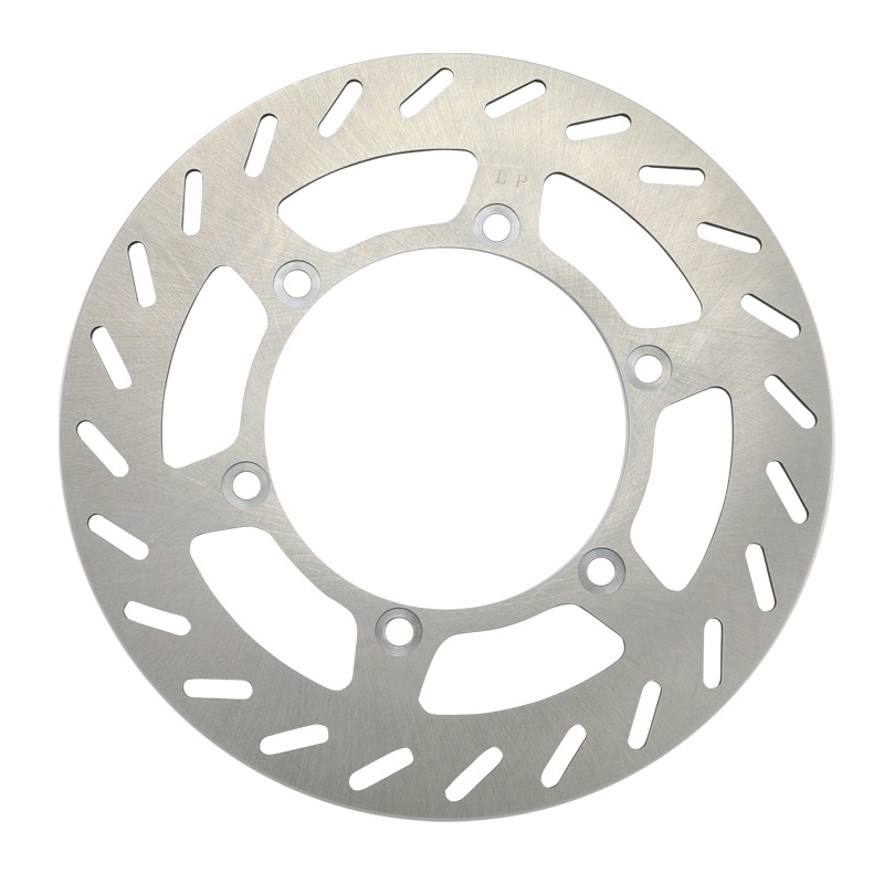 LOPOR LOPOR Motorcycle Front  Brake Disc Rotor Fit For Yamaha DT200,WR200/R,DT230,TT250 R,TTR 250 mfs motor motorcycle part front rear brake discs rotor for yamaha yzf r6 2003 2004 2005 yzfr6 03 04 05 gold