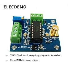 Высокоскоростное напряжение-частоте модуль преобразования напряжения VFC110 к частоте внутреннего