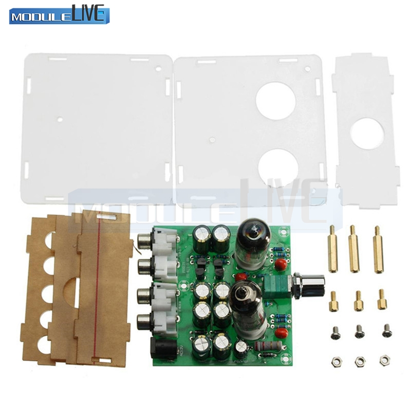 Lite Ls29 Pcb Tube Buffer Preamplifier Board Pcb Based On Musical Fidelity X10-d Pre-amp Circuit Moderate Price Accessories & Parts