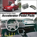 Car Accelerator Pedal Pad / Cover of Original Factory Sport Racing Model Design For Volkswagen VW Vento 1991~1998 Tuning