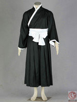 Shinigami Cosplay Costume 2th (kimono) From Bleach