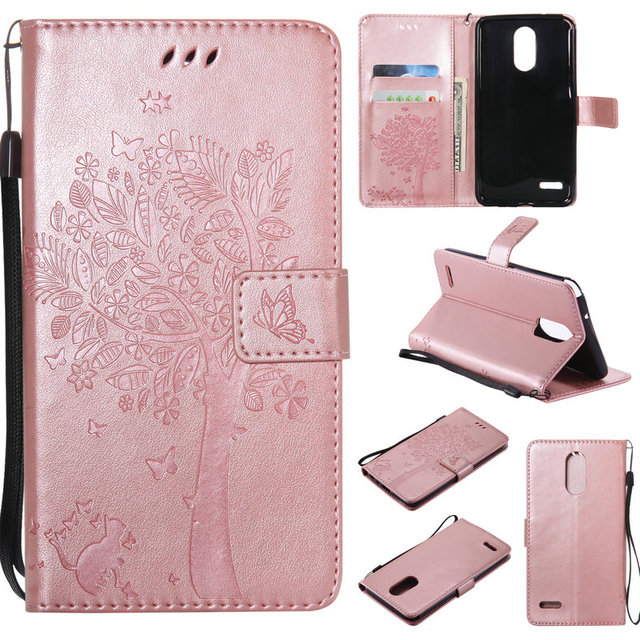 purchase cheap 9dce5 ec6b9 US $3.84 20% OFF|Wallet Leather Case for LG Stylus 3 Case Stylo 3 Plus Flip  Phone cover Hybrid Armor Shockproof Case for LG Stylo 3 Case Stylus 3-in ...