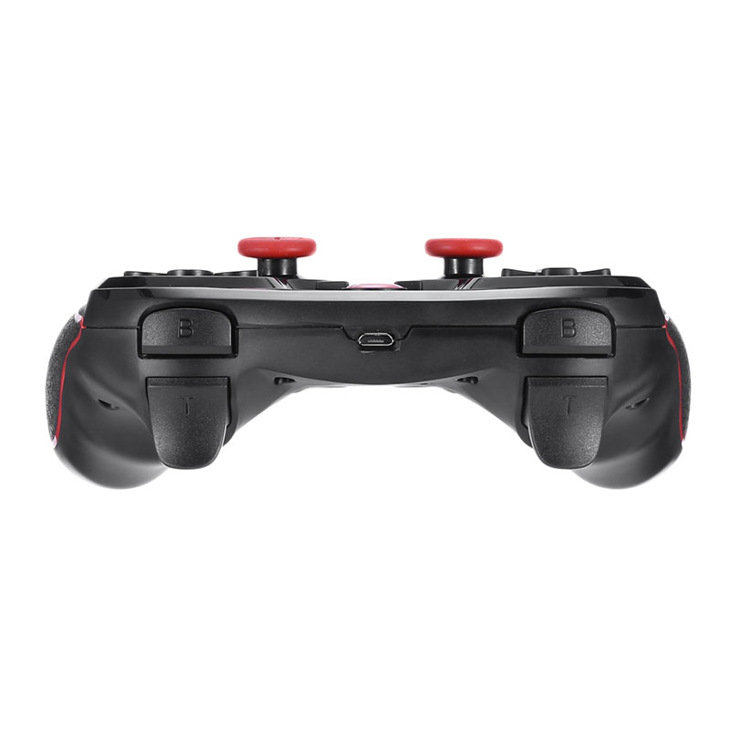 Image 2 - S5 Wireless Gamepad Joystick Bluetooth Game Controller For Mobile Phone Tablet TV Box Holder-in Gamepads from Consumer Electronics