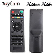 Véritable télécommande pour X96 X96mini X96W Android TV Box IR télécommande pour X96 mini X96 X96W décodeur