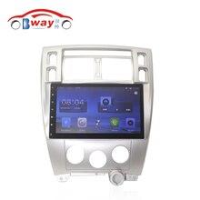 """Bway 10.2 """"Quad core car radio audio dla Hyundai Tucson 2006-2013 android 6.0 samochodowy odtwarzacz dvd z Wifi, BT, SWC, wsparcie DVR"""