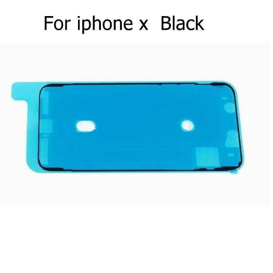 Asli Perekat Lem Stiker untuk iPhone 6 S 7 Plus X XS Max XR LCD Touch Screen Display Frame layar Tahan Air Stiker