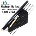 Maximumcatch Skyhigh 6-10ft 2-8wt удочка для рыбалки графитовая IM12 Toray углеродная 3/4 шт Удочка с углеродной трубкой