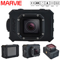 Marvie HDV-26  Action Camera Digital Camera FHD 4K WiFi 1080P 60FPS Wide angle Sport Go Waterproof Pro Camera SJCAM Remote Ultra