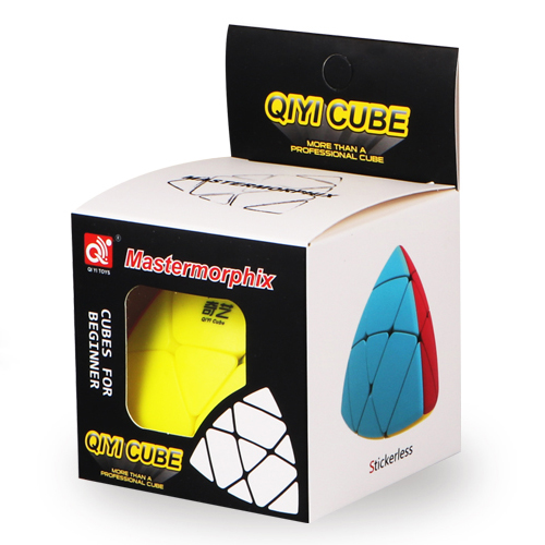 QiYi MASTERMORPHIX Magic Cube Competition Speed ​​Puzzle Cubos - Juegos y rompecabezas - foto 2