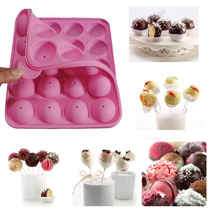 How Do You Make Cake Pops With A Mould