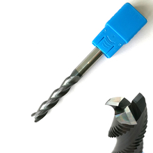 8mmx40mm HRC45 Roughing End Mills 3 flutes Milling cutters CNC rough EndMill Tools Carbide font b