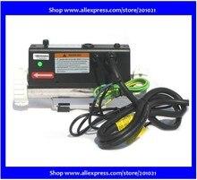 Calentador de bañera en forma de I para Spa, H30 R1 con interruptor de presión separado por segundo cable, chino, LX 3kw
