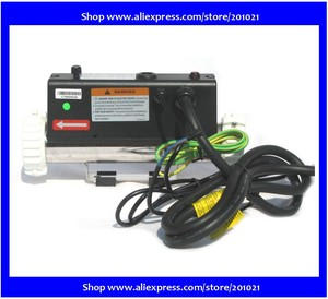 Image 1 - LX 3kw I shaped Spa bathtub Heater   H30 R1 with seperate pressure switch by second wire Chinese spa heater