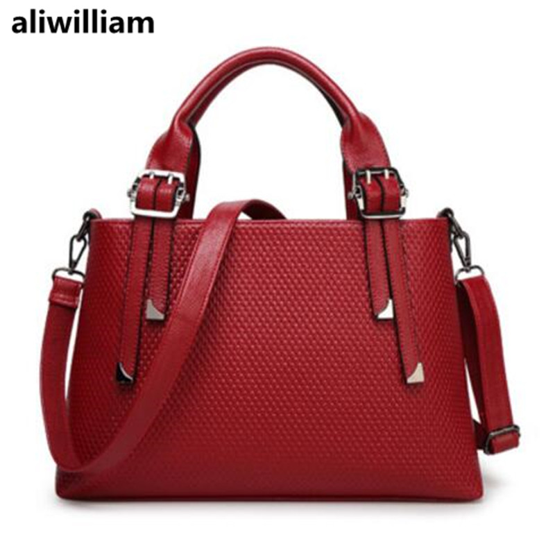 ALIWILLIAM High-end Luxury Brand Handbags New Handbags Handbags Solid Color Shoulder Diagonal Ladies Bales Womens Hot Handbags