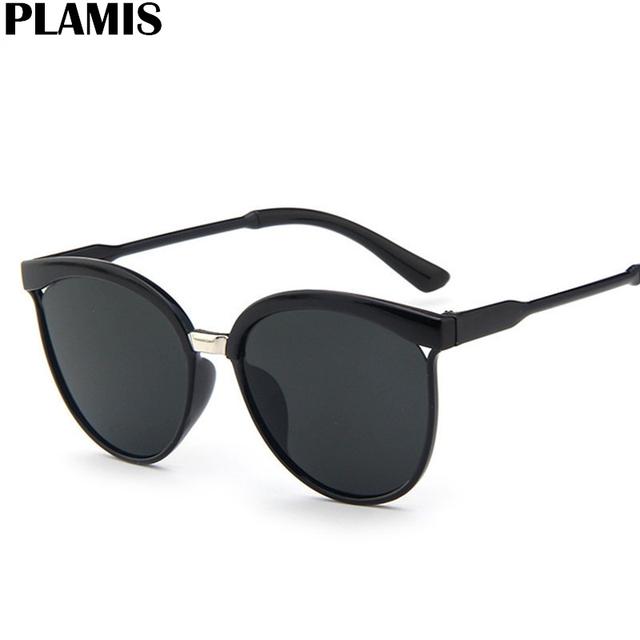 Vintage Cat Eye Sunglasses Women CatEye Style Retro Sun Glasses 2019 Brand Designer UV400 Shades Fashion Eyewear UV400