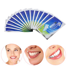 28PC Unisex Women Men White Effects Dental Whitestrips Advanced Tooth Teeth Whitening Strips Stripes Tools