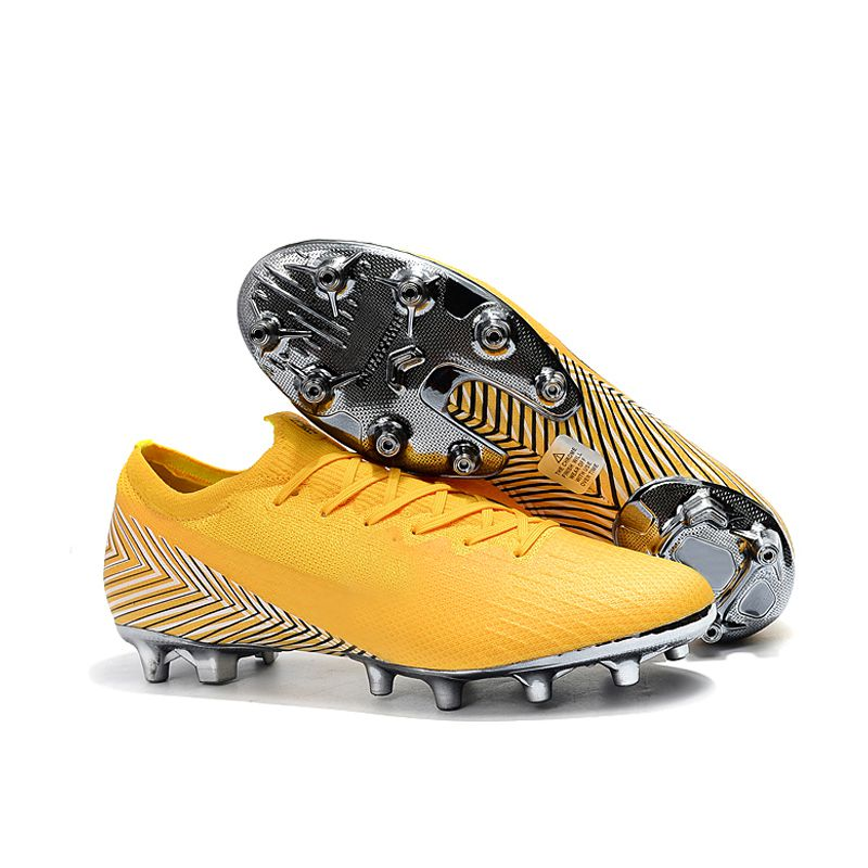 ZUSA VP XII Elite 360 AG Football Shoes Artificial Grass Ground Soccer Cleats Cheap Price