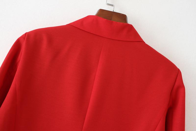 Red Blazer 22