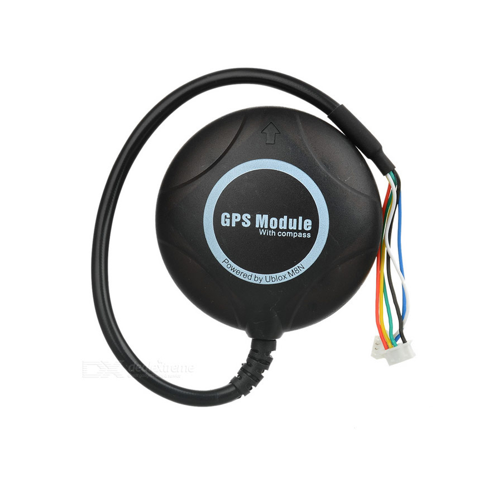 NEO-M8N Ublox M8N 8N High Precision GPS Built in Compass For APM AMP2.6 / 2.8 APM2.52 Pixhawk PX4 new high precision ublox neo m8n gps module built in compass with shell
