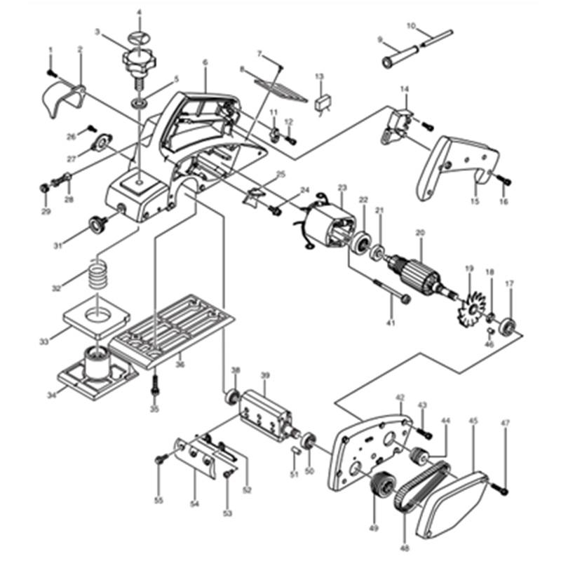 Diagram Of Power Tools
