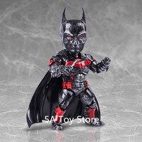 The DC Universe Limited Edition Batman PVC Movable Batman Arkham Knight Collectible Model Toys