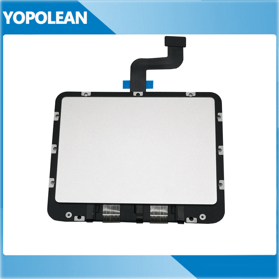 3 pcs Original Touchpad Trackpad With Flex Cable For Macbook Pro Retina 15 A1398 Mid 2015