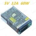 D-120A doble Salida de Conmutación de alimentación 120 W 5 V 12A 12 V 5A ac a dc fuente de alimentación de ca convertidor de corriente continua