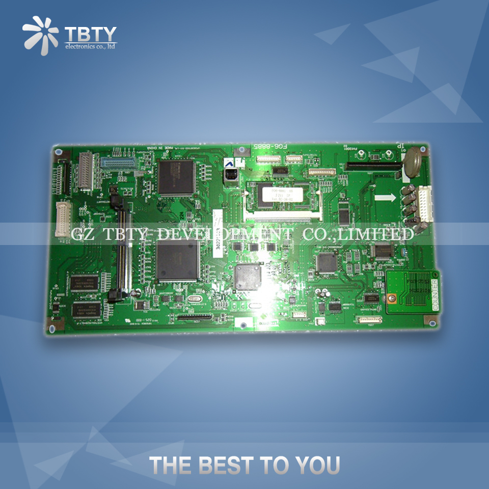 100% Test Main Board For Canon IR1600 IR2000 IR 1600 1610 2000 2010 165 155 200 Formatter Board Mainboard On Sale formatter pca assy formatter board logic main board mainboard mother board for hp m775 m775dn m775f m775z m775z ce396 60001