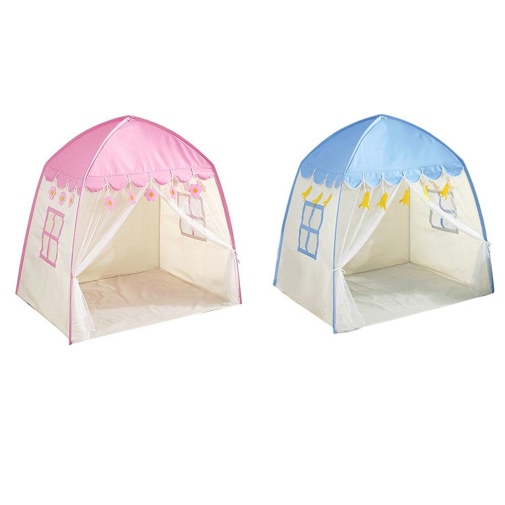 Tente de tipi enfants jouent tente enfants Fort canopée Portable Playhouse nouveau