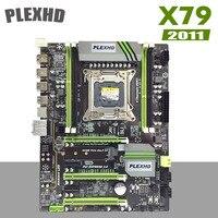 For Intel planform desktop motherboard new X79 board LGA 2011 CPU support 64GB DDR3 REG ECC server memory boards x 79 lga2011 E5