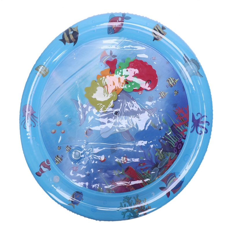 Baby Patted Wasser-Matte Pad Prostrate Water Cushion Early Educa Fun Pad