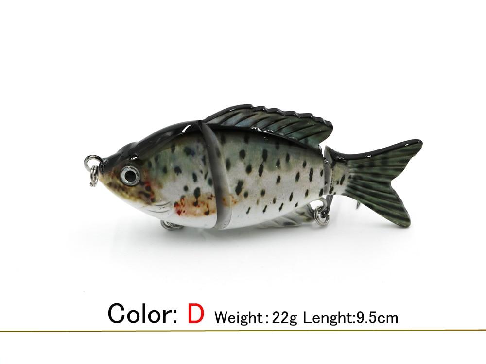 Wobblers pesca Lifelike Fishing Lure 10 cm