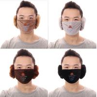 Adult Men Warm Dustproof Winter Earmuffs Earwarmers Ear Muffs Earlap Warmer Headband