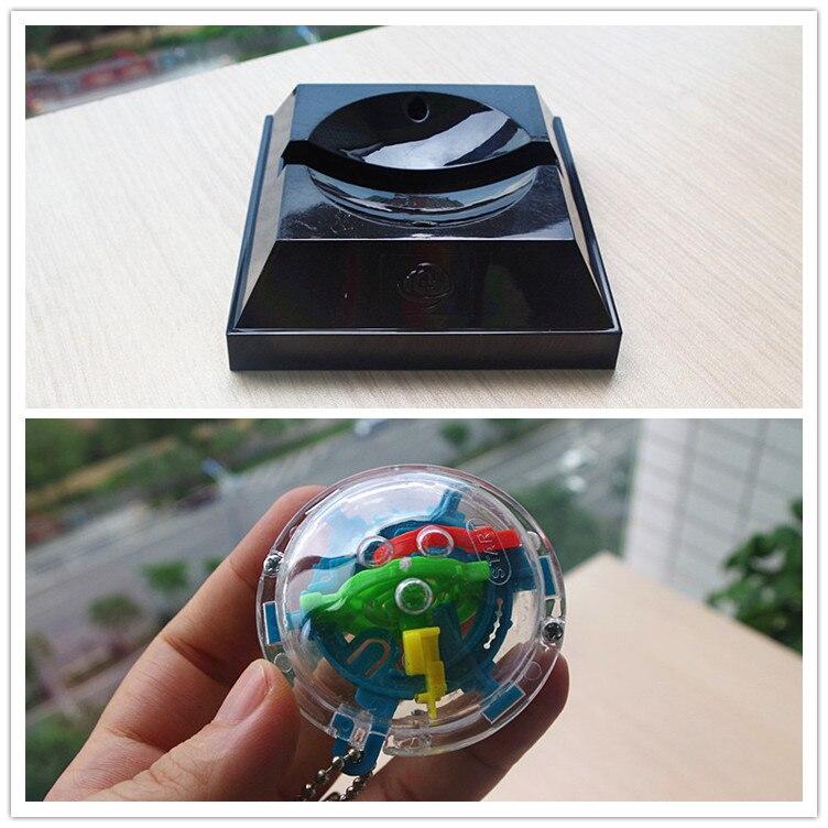 100 ~ 299 nivåer labyrint pusselboll 3d labyrint intellekt barn - Spel och pussel - Foto 3