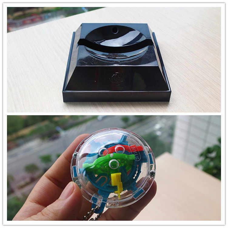 299 ~ 100 уровней лабиринт головоломка мяч 3D лабиринт интеллект детские игрушки Магический Куб Забавный палец игрушки баланс логика способность детский подарок