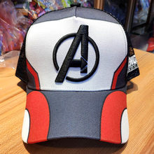 Avengers cap Berretto Da Baseball di Snapback Regolabile Solido Hip Hop Mens Cappello(China)