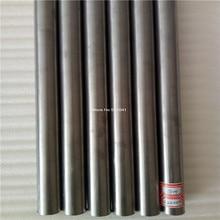 Titanium трубки grade2 titanium трубы 24 мм * 2 мм * 500 мм, 2 шт. оптовая цена бесплатная доставка