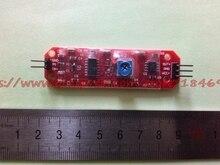 PVDF piezoelectric thin film Kit Charge amplifier module