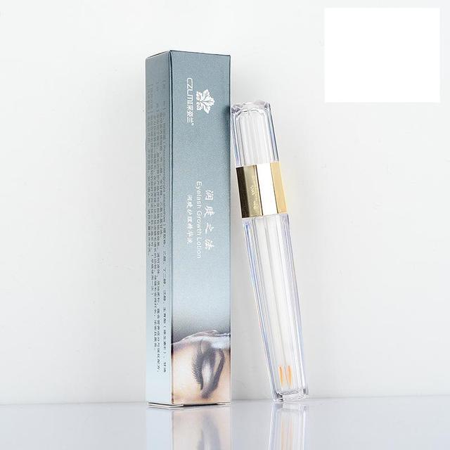 Long Black Thick Eyelash Growth Lotion Waterproof Curling Lengthening  Eye Makeup 1Pcs